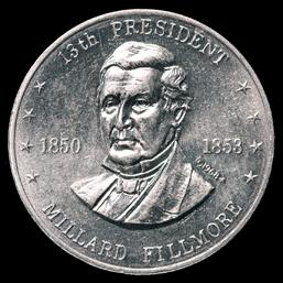30 1968 Shell/'s Gasoline Station  Mr President Coin Game Tokens